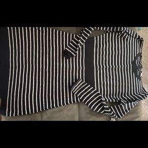 Light weight sweater dress M